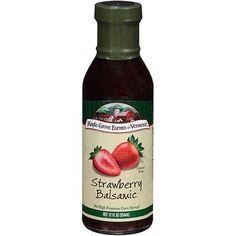 Maple Grove Farms Strawberry Balsamic Dressing (6x12Oz)