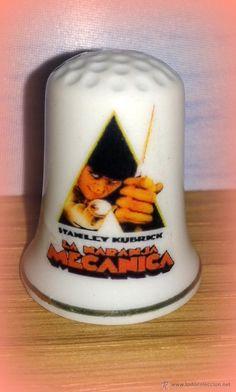dedal la naranja mecanica stanley kubrick - Comprar Dedales antiguos y de colección en todocoleccion - 44610088
