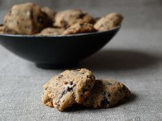 Schokocookies, Schokolade, glutenfreie Kekse, glutenfreie Cookies, zuckerfrei, freiknuspern - Rezepte für Allergiker