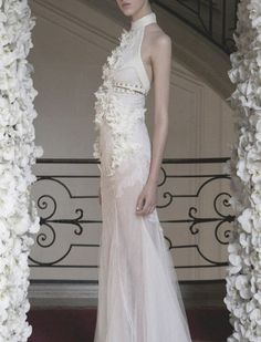 lamorbidezza:  Givenchy Haute Couture Fall 2011