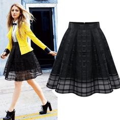 #aliexpress, #fashion, #outfit, #apparel, #shoes #aliexpress, #CharmDemon, #Women, #Organza, #Skirts, #Waist, #Zipper, #Ladies, #Tulle, #Skirt