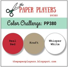 PP380 - A Color Challenge from Laurie