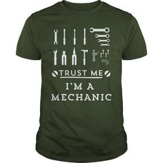 I Love Trust Me I'm A Mechanic T Shirt Shirts & Tees