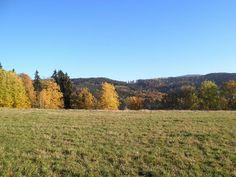 Podzim barví přírodu