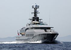 Skat Yacht | Chris Wright :