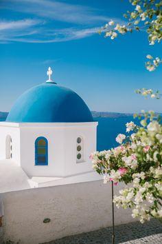 Greece Travel Inspiration - Santorini Hotel -25