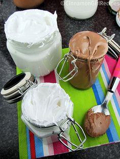 Γλυκές Τρέλες: Πως να κάνουμε σπιτική κρέμα marshmallows!