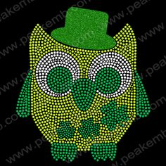 Cute Chick Rhinestone Transfer Glitter Iron-on Wholesale