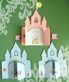 Princesses, Pop Up, Kindergarten, Frozen, Activities, Check, Blog, Decor, Invitations