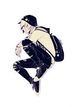 Yeeboii by Naimane on DeviantArt – About Anime Character Drawing, Character Concept, Concept Art, Boy Character, Male Character Design, Anime Kunst, Anime Art, Guzma Pokemon, Art Sketches