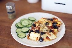Helppo proteiinipitoinen pizza | Starry eyes