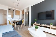 Small Apartment Interior, Small Apartments, Shabby, Table, Furniture, Home Decor, Instagram, Bedroom, Decoration Home