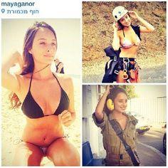 Сексуальные красотки армии Израиля. Все мы привыкли представлять, что армия ассоциируется с мужчинами в форме и многим девушкам такие мужчины очень нравятся. Но мало кто догадывается, что и мужчинам могут нравится армейская форма, ноПодробнее...
