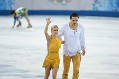 Olympics: Figure Skating-Pairs Free Skating