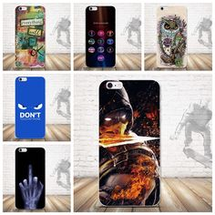 """Phone Case for Apple iPhone 6Plus 5.5"""" New Arrival 3D Releif Painted Soft TPU Phone Case for iphone 6s plus Silicon Cases Covers"""