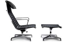Eames Aluminum Group Lounge Chair \ Charles & Ray Eames \ 1958