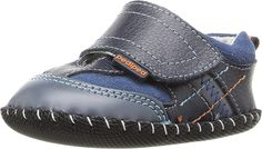 Amazon.com | Pediped Boys' Originals Clive-K, Navy, X-Small E (2.5-3.5 E US Infant) | Sneakers