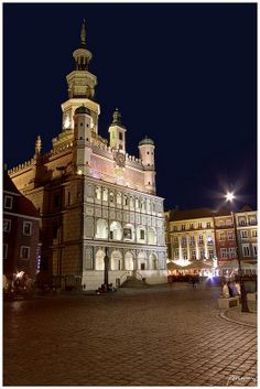 Poznan-Poland - Old City | Flickr - Photo Sharing!