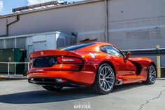 Thank You for checking out another AOWheels Detailing Post! Here it is as promised, The Viper GTS photo shoot by Kevin Landers Media.
