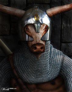 Battle Minotaur - Worth1000 Contests