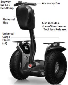 Segway x2 Adventure for SALE - Get Your Segway x2 Adventure Today!