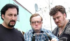 """""""Trailer Park Boys"""" Julian, Bubbles, and Ricky...a Canadian classic"""