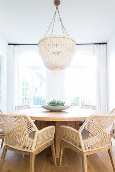 Bright White Home Of Js Home Design  Bright Room And Dining Prepossessing Dining Room White Inspiration