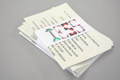 Tess by #MindDesign #print #design