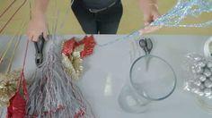 Cómo hacer un centro de mesa de Navidad: [Hazlo tu mismo DIY] Ideas del ...