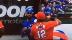 Jose Bautista Getting Cold-Cocked Was Just One Part of This Bench-Clearing Brawl
