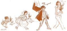 Maria Clara, Hetalia, Philippines, Princess Zelda, Fictional Characters, Fantasy Characters