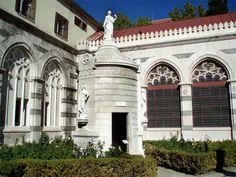 Mausoleo de la Libertad erigido en 1857 en el desaparecido cementerio de San Salvador y San Nicolas, ahora en el Panteón de Hombres Ilustres