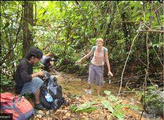 MEN OF THE WOOD ( SUMATRAN MIHTOLOGY ) l Bukit Lawang l Indonesia