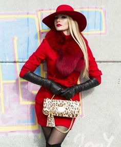 Top 36 Fashion Trends You Need to Know for 2017 Gloves Fashion, Fur Fashion, Leather Fashion, Trendy Fashion, Womens Fashion, Fashion Tips, Fashion Trends, Fetish Fashion, Chica Cool