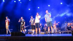"Celtic Thunder Sound check from CTClll (""A Place in the Choir"")"