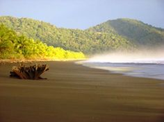 Playa La Cuevita, El Valle, Bahía Solano  Experiencias Mano Cambiada  corporacionmanocambiada@yahoo.es Largest Countries, Countries Of The World, Spanish Speaking Countries, South America Travel, How To Speak Spanish, To Go, Country Roads, River, Adventure