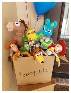 Toy Story Birthday Cake, Woody Birthday, 4th Birthday Cakes, 2nd Birthday Party Themes, Disney Birthday, Birthday Ideas, Toy Story Baby, Toy Story Theme, Cumple Toy Story