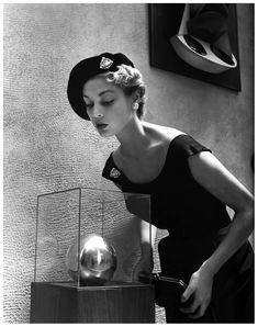 Jean Patchett Photo Nina Leen1949
