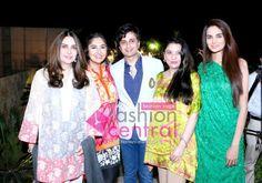 STAR STUDDED RED CARPET LAUNCH OF ARSHS FINE RUGS - Pakistani fashion dresses - Fashion in Pakistan | Maram Fashions