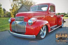 1946 Chevrolet Checvy Pickup Hotrod Streetrod Hot Rod Street USA 1500x1000-09 wallpaper background