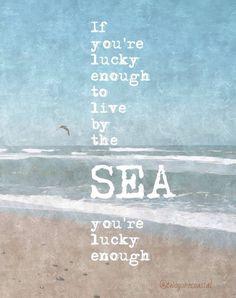 sea..