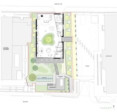 dRMM maggie's oldham centre england designboom