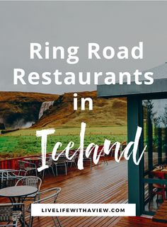 ring road restaurants in Iceland