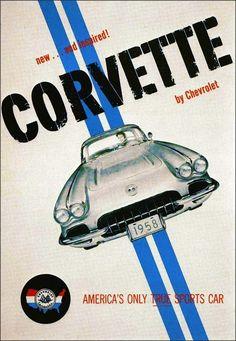 Chevrolet Corvette, 1958