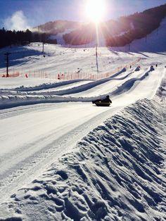 Snow Tubing Jackson Hole Wyoming Jackson Hole Skiing, Jackson Hole Mountain Resort, Jackson Hole Wyoming, Vacation Destinations, Dream Vacations, Vacation Trips, Vacation Spots, Grand Teton National Park, National Parks
