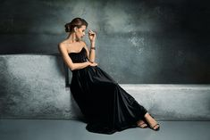 Rochie Lunga de Catifea cu Trena - Long Velvet Dress Couture Made to Measure Aw 2017, Dress Making, Corset, Evening Dresses, Velvet, Couture, Formal, Style, Fashion