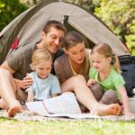 Best Family Camping Spots in the US.