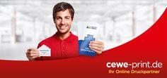 CEWE-PRINT.de - Ihr Online Druckpartner für Flyer, Broschüren, Briefpapier, Plakate, Poster