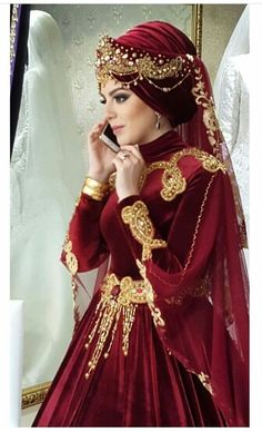 For henna dresses muslim pakistan For henna - Style Evening Dresses Muslim Wedding Gown, Muslimah Wedding Dress, Muslim Wedding Dresses, Muslim Dress, Hijab Dress, Bridal Dresses, Dresses Dresses, Wedding Gowns, Abaya Fashion