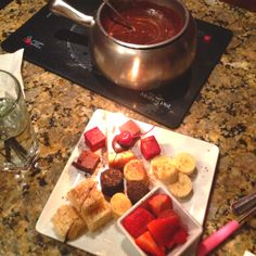The Melting Pot in Greenwood, Indiana! I must try this place out, been here since end 2010 and still haven't.